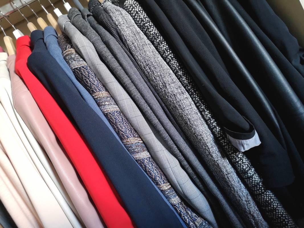 Blazer Kleiderschrank Kleidung