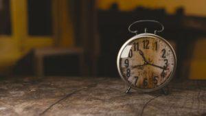 Uhr Wecker Zeit