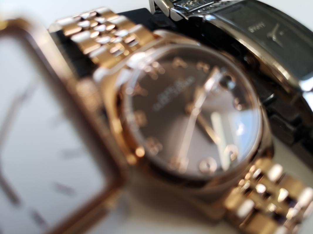 Wo ist die Zeit geblieben Uhr