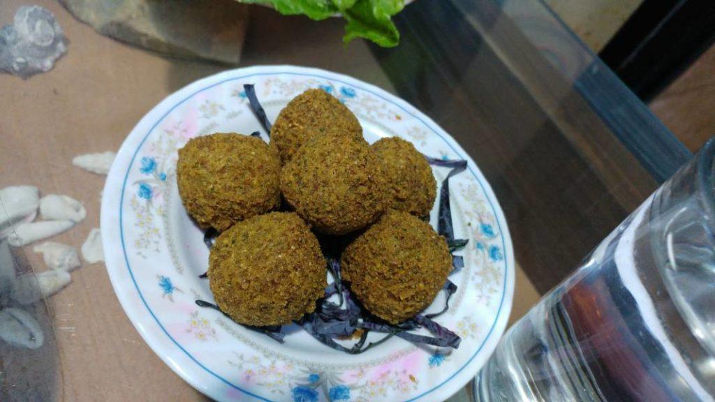 Falafel Aqaba Jordanien