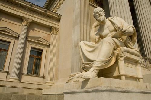 Philosophen_Statue _2