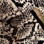 Schlangenprint_Muster_Detail