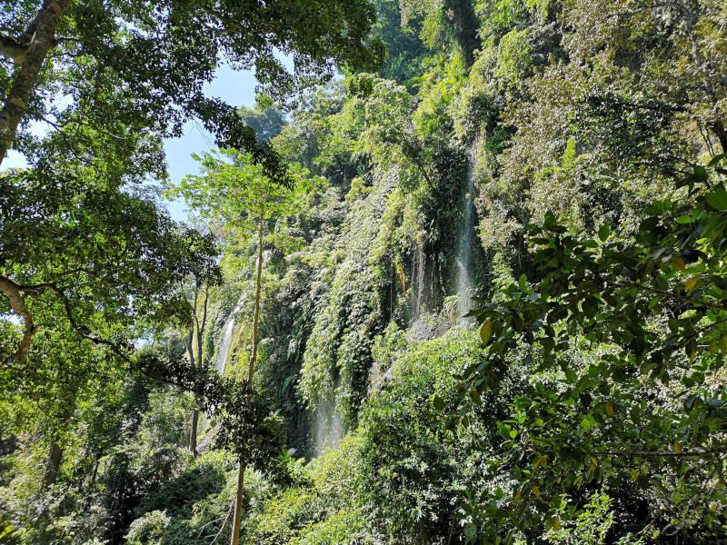 Sendag Gile Wasserfall