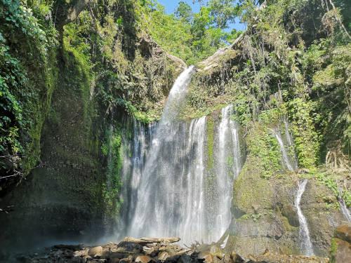 Tiu Kelep_Wasserfall_Lombok