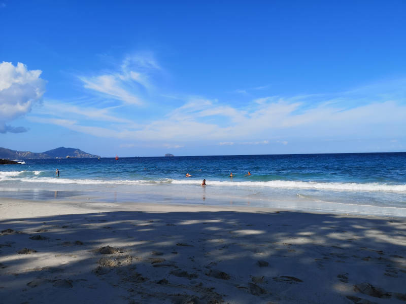 White Sand Beach Padang Bai Bali