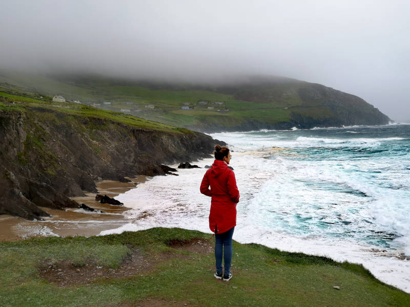 Irland Dingle Halbinsel Strand