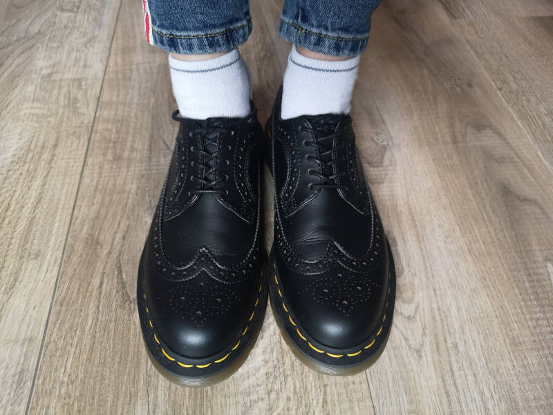Chunky Flats Dr. Martens Trend 2020