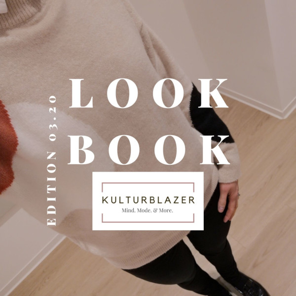 Lookbook 03.20 Kulturblazer