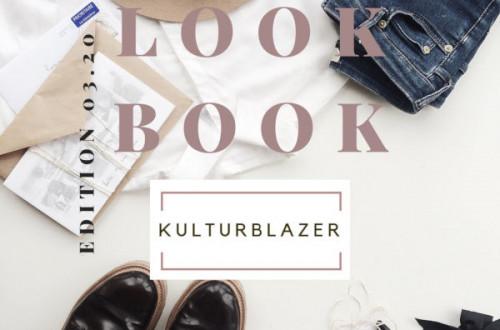 Lookbook Kulturblazer 03.20