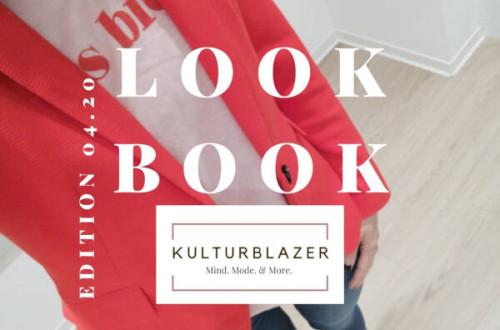 Lookbook 04.20 Kulturblazer