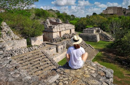 Mexiko_rundreise_yucatan_edzna-mayastaette