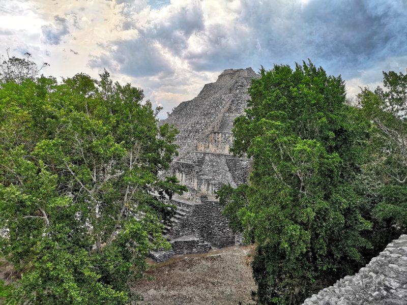mexiko-yucatan-rundreise-becan-chicanna-mayastätte