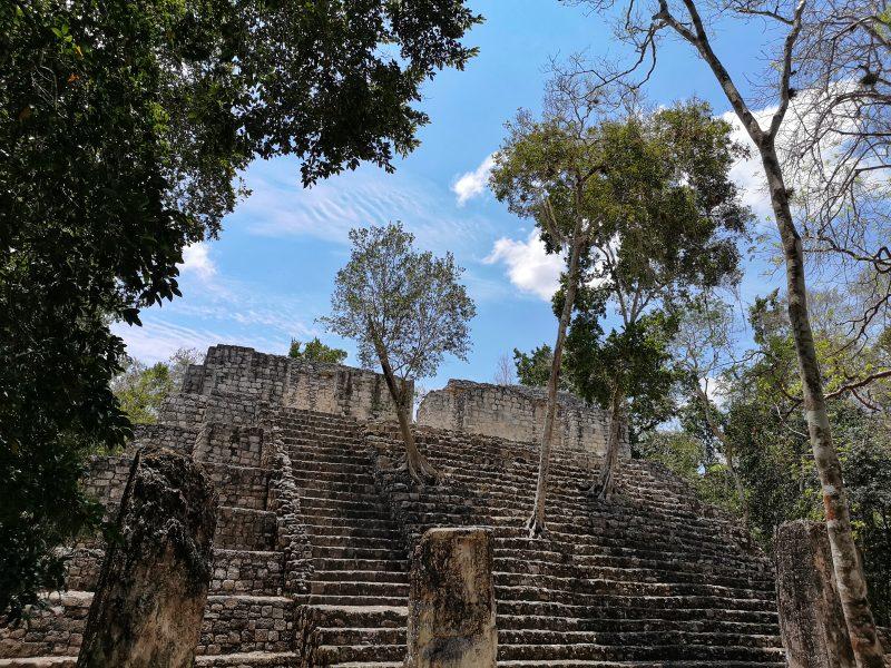 mexiko-yucatan-rundreise-calakmul-mayastätte