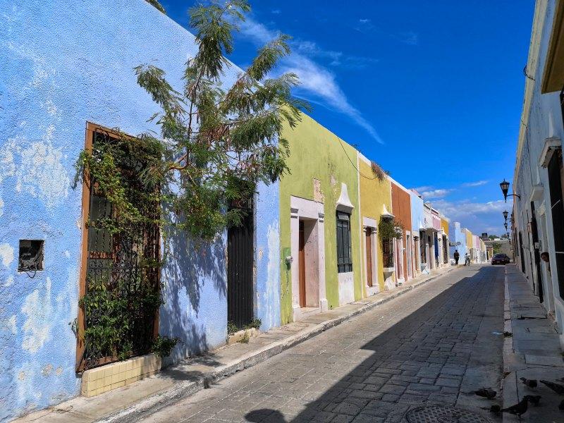 mexiko-yucatan-campeche-häuserfront2