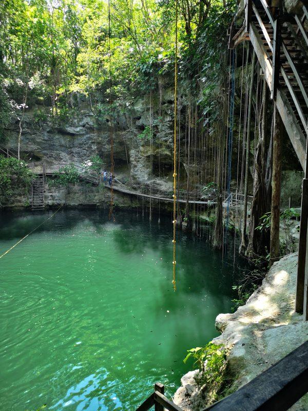 mexiko-yucatan-rundreise-cenote xcanche