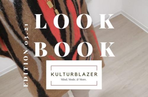 Lookbook 03.21 Kulturblazer