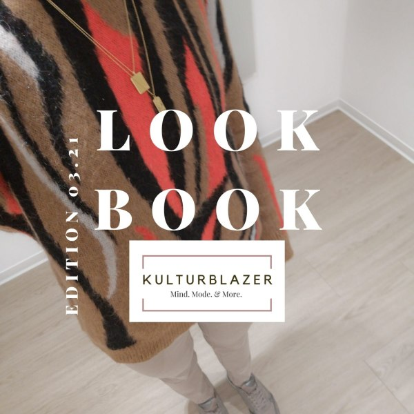 Lookbook 03.21 Kulturblazer